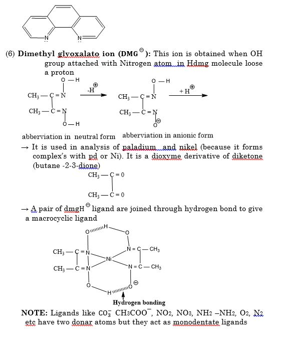 Dimethyl glyoxalato ion