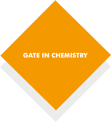 GATE IN CHEMISTRY